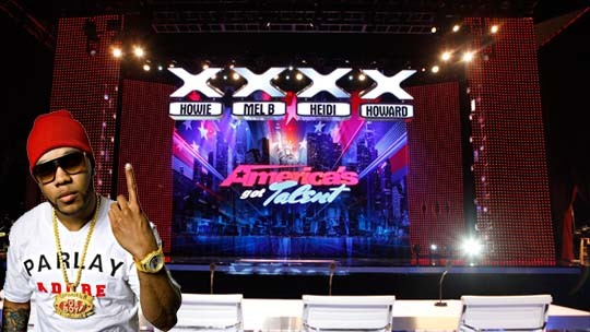 America's Got Talent: Flo Rida Performance