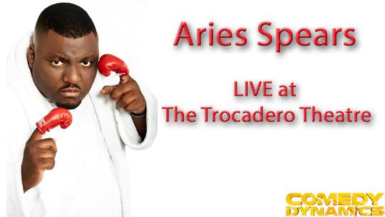 Aries Spears