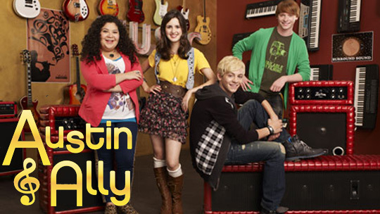 Is Austin And Ally Hookup In The Show