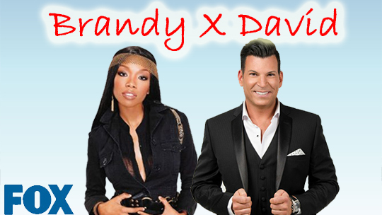 Brandy X David show