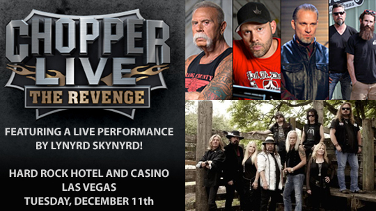 Chopper Live: The Revenge