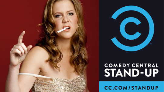Sungard Exhibition Stand Up Comedy : Comedy central stand up live