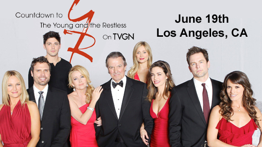 Countdown To The Young And The Restless
