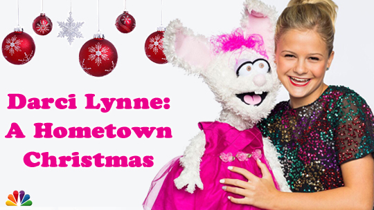 Darci Lynne: A Hometown Christmas