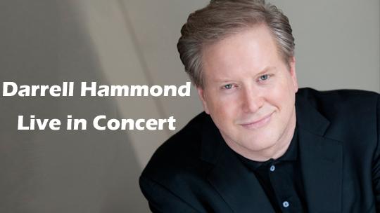 Darrell Hammond Live in Concert!