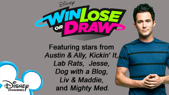 Disney's Win, Lose or Draw