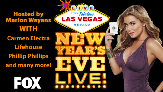 FOX New Year's Eve Live