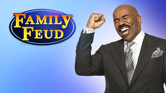 FREE Tickets to Family Feud Ga...