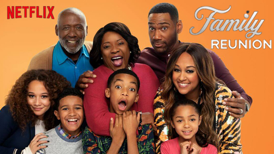 FREE TV Audience Tickets - Family Reunion