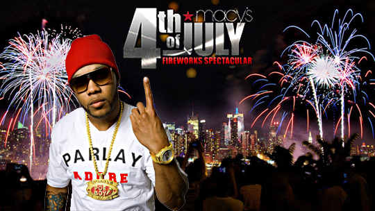Flo Rida LIVE in New York