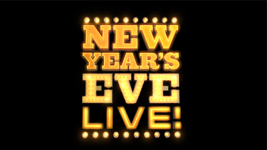 Fox New Years Eve live 2013!