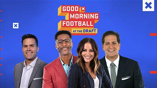 Good Morning Football at the Draft