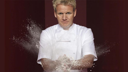 Gordon Ramsay TV Special