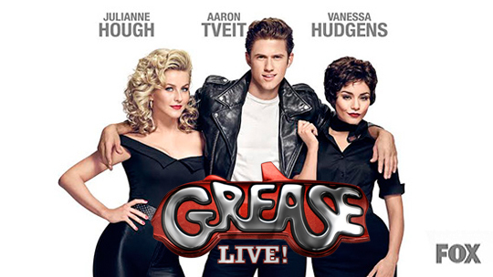 Grease: Live! The Casted Audience