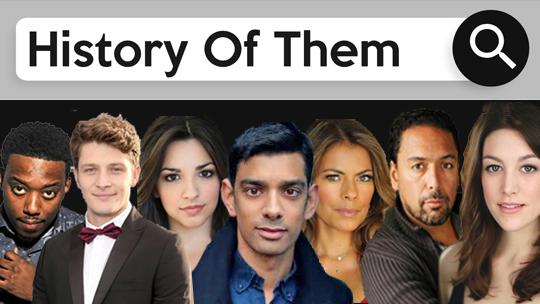 History of Them