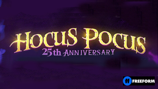 Hocus Pocus 25th Anniversary