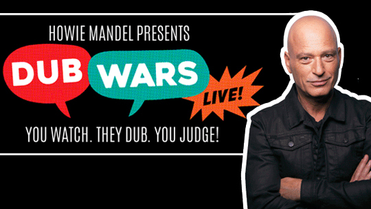 Howie Mandel Presents Dub Wars