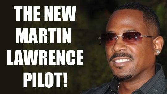 Martin Lawrence Pilot