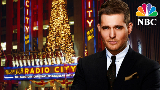 Nbc Christmas Specials 2019.Michael Buble Christmas Special