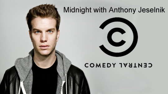 Midnight with Anthony Jeselnik