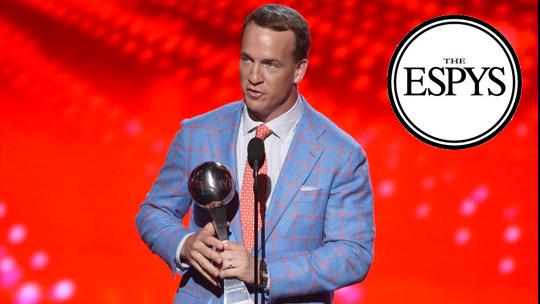 Peyton Manning ESPY Monologue