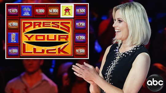 FREE TV Audience Tickets - Press Your Luck