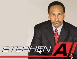 Stephen A!