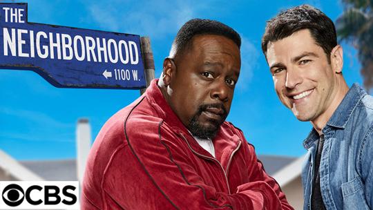 FREE TV Audience Tickets - The Neighborhood