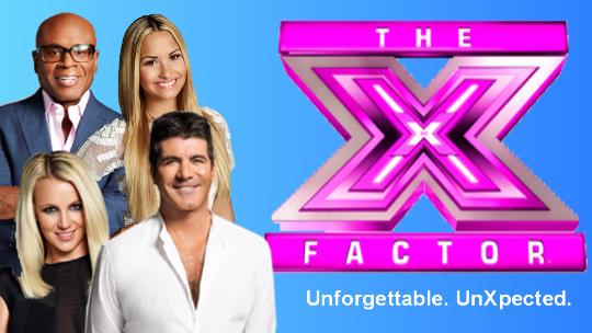 The X Factor 1D